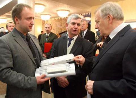 Международная выставка-конференция по энергоресурсосбережению открылась в Витебске