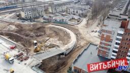 Как в Витебске строят путепровод «Полоцкий» и когда ждать открытия