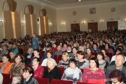 Областная  и городская организации ОО «Белорусский союз женщин» совместно с ВГМУ  организовали мероприятие, посвященное Дню матери