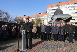 15 февраля в Витебске возле мемориала «Боль» прошел митинг, посвященный Дню памяти воинов-интернационалистов и 31-й годовщине вывода советских войск из Афганистана.