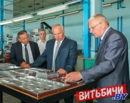 Новая продукция витебского «Дисплея» выходит на белорусский и мировой рынки.
