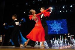 Блеск и грация «Витебской снежинки-2019». Пары из 15 стран приняли участие в XXXIV Международном конкурсе по спортивным танцам