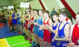 Витебские борцы выиграли XXVII международный турнир по вольной борьбе, посвященный памяти капитана III ранга Анатолия Испенкова