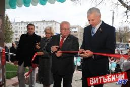 Современный центр питания на 250 мест появился в Витебском медуниверситете