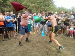 Городской молодёжный водно-туристский фестиваль «ВИТА», посвященный   100-летию комсомола прошел 7-9 сентября    на брегу озера Шевино     в Летцах