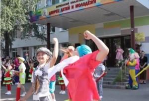 Открытие обновленного второго корпуса областного Дворца детей и молодежи в Витебске