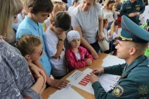 1 сентября День знаний дал старт республиканской акции «Единый день безопасности»