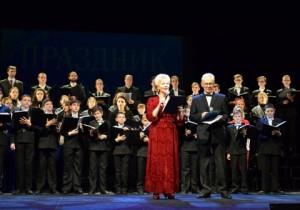 В 25-й раз рождественские песни прозвучали на празднике духовной музыки в Витебске