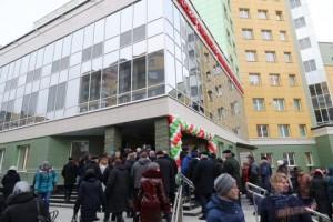 Новая поликлиника открылась в микрорайоне Юг-7 в Витебске