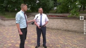 Прогулка с главой города. Интервью с Виктором Николайкиным