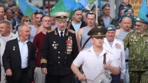 В Витебске масштабно отметили День десантников и сил специальных операций