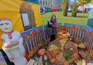 Ярмарка-продажа продукции учреждений образования области «Восеньскі карагод» в Витебске