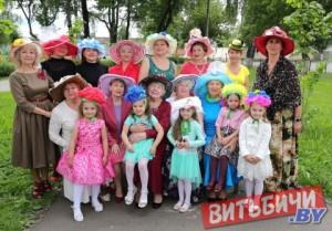 В сквере «Академический» состоялся праздник «Даритедетям радость», организованный в честь Международного дня защиты детей