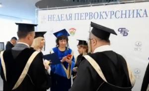 Более 1100 юношей и девушек стали студентами одного из старейших вузов страны – ВГУ имени П. М. Машерова