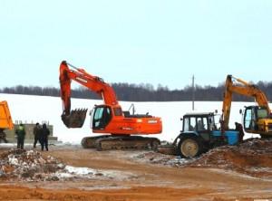 Строительство мусоросортировочного завода в Витебске