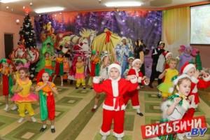 9 декабря мероприятия в рамках благотворительной акции «Наши дети» стартовали в Беларуси. Детский сад №111 г.Витебска