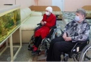 Первое в области отделение дневного присмотра для пожилых и инвалидов открылось в Витебске