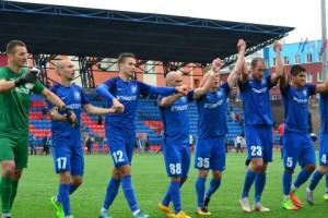 Футболисты «Витебска»нанесли поражение «Минску» в выездном поединке 21-го тура высшей лиги —3:1